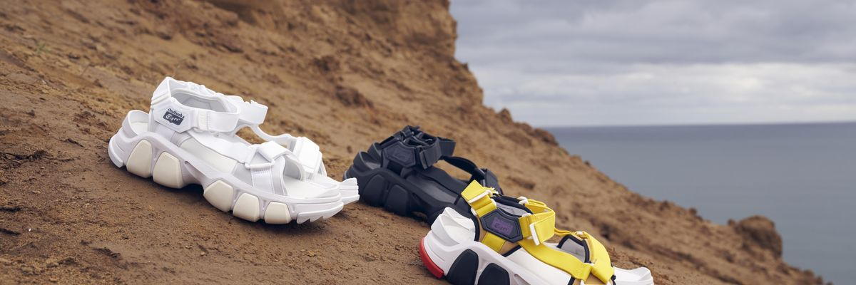 Camminare sulla sabbia