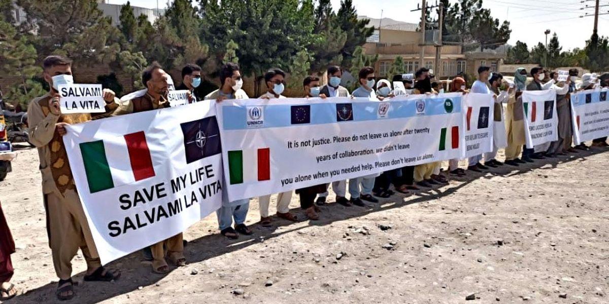 Interpreti afghani