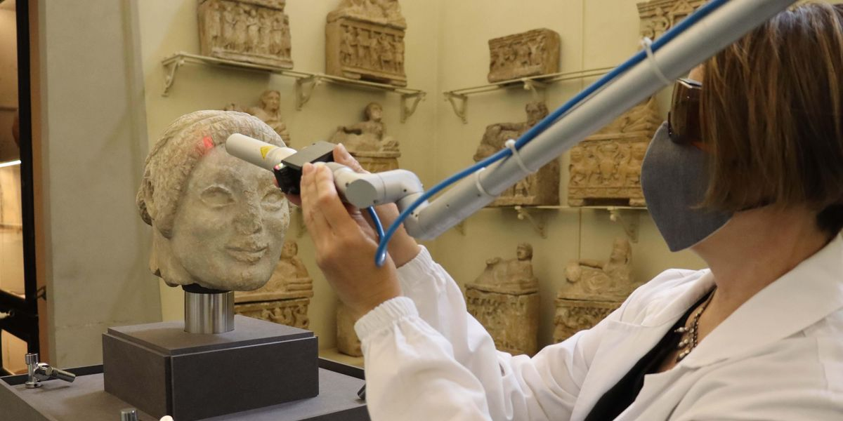 laser restauro