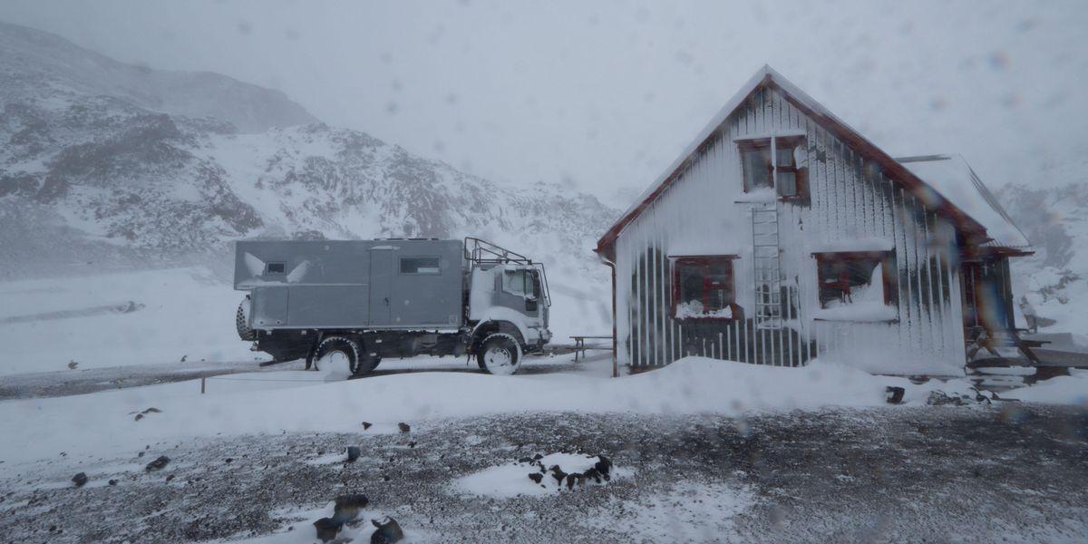 Oltre il camper, la soluzione è l'Expedition Truck
