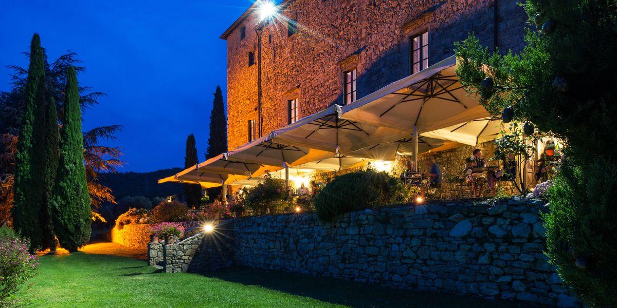 Castello di Spaltenna, la «perla» del Chianti