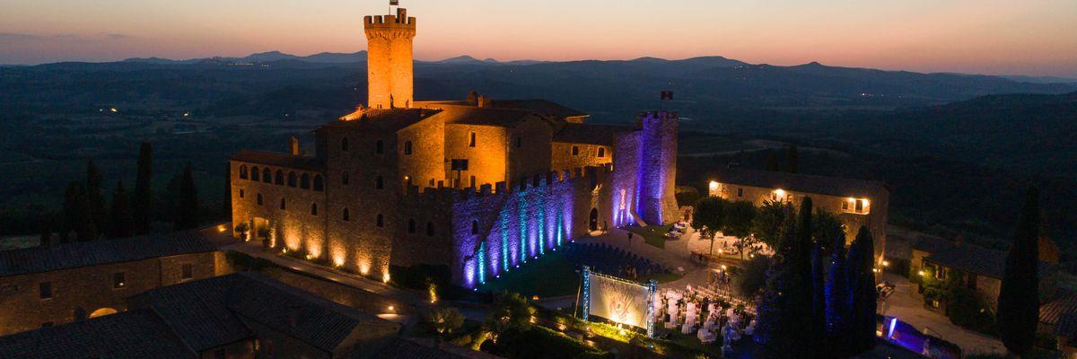 L'estate a Montalcino è jazz e wine