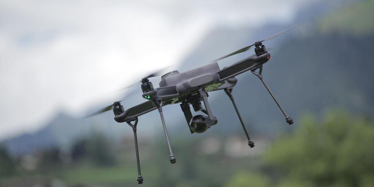 drone trapianti