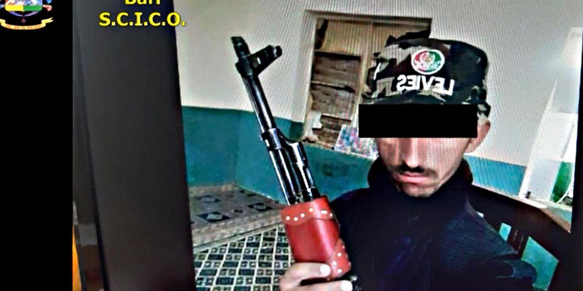 jihad guardia di finanza