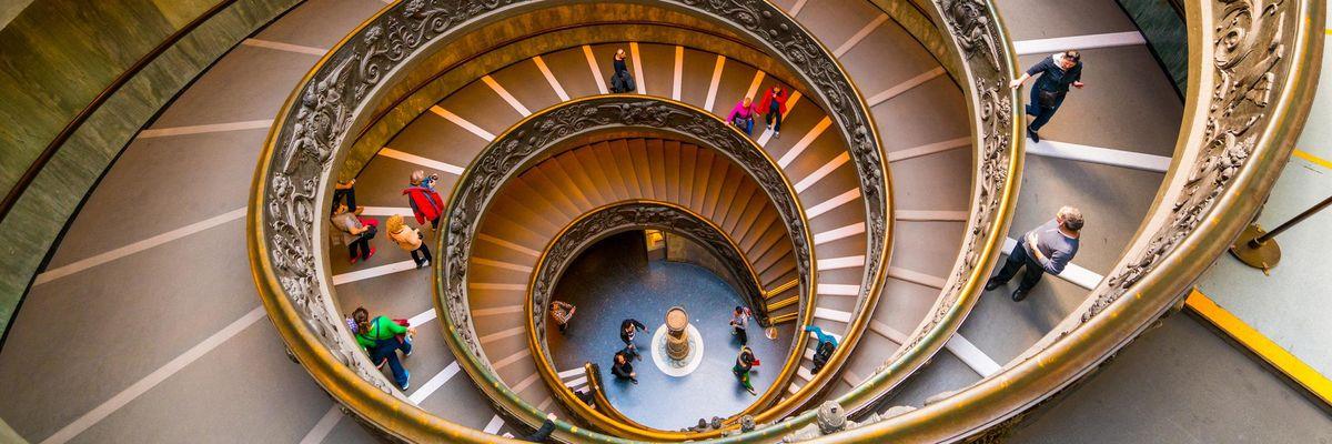 Così torna la grande bellezza dei Musei vaticani