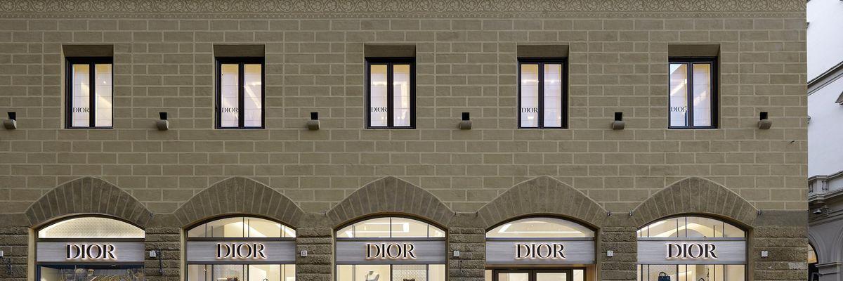 Il nuovo salotto couture di Firenze