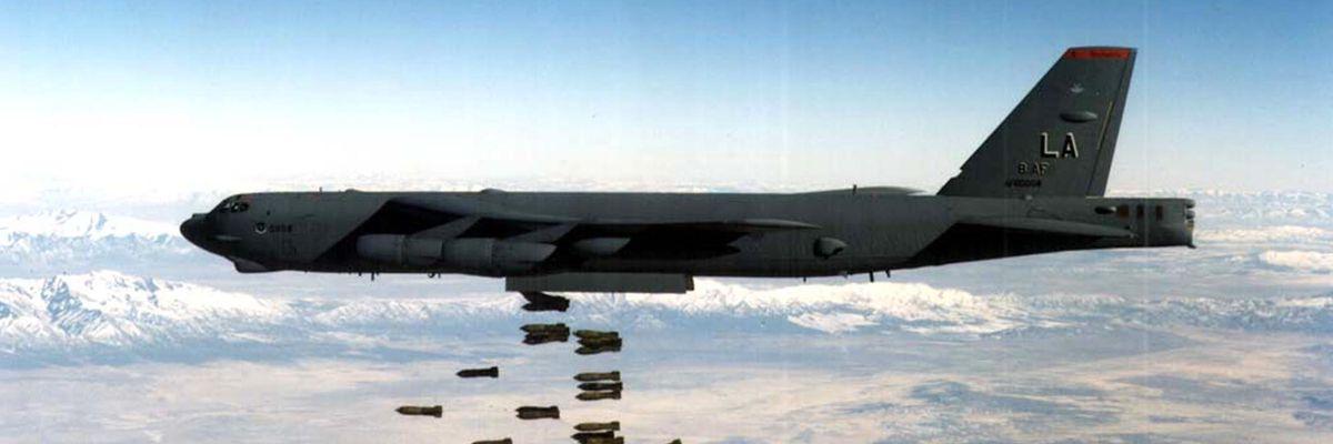 b-52 aFGHANISTAN