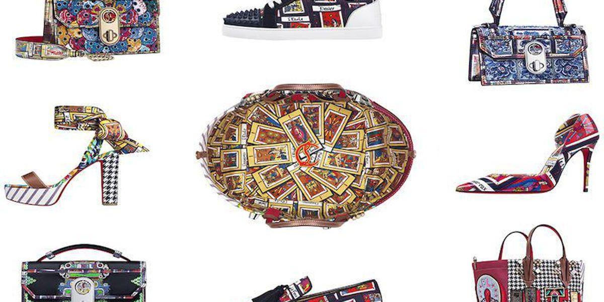 Tarot e Caracaba, le ispirazioni esoteriche delle scarpe e borse di Christian Louboutin