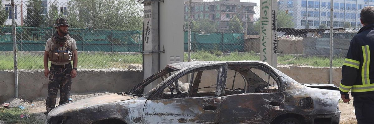 Afghanistan, la speranza anti-talebana è la pax cinese
