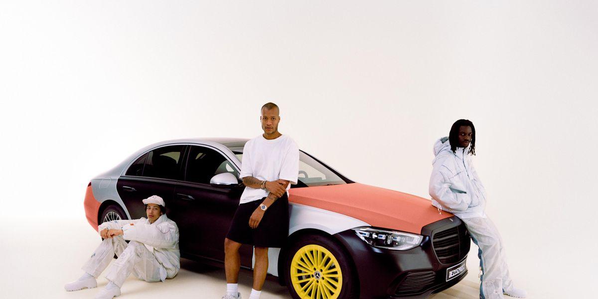 Una collezione ispirata all'airbag. Firmata da Heron Preston e Mercedes-Benz