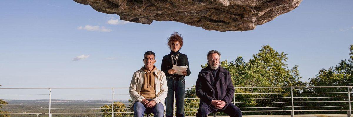 Competencia oficial, a Venezia Antonio Banderas e Penélope Cruz ridono dell'ego degli attori