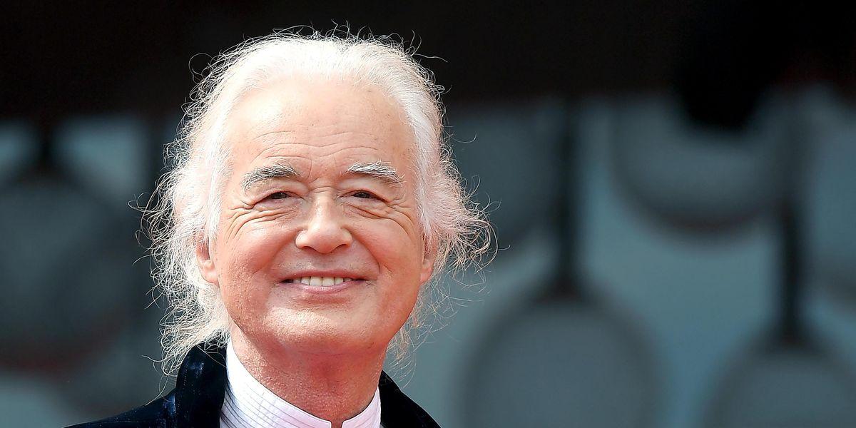 Jimmy Page e la magia dei Led Zeppelin: «Improvvisavamo sempre» - Panorama