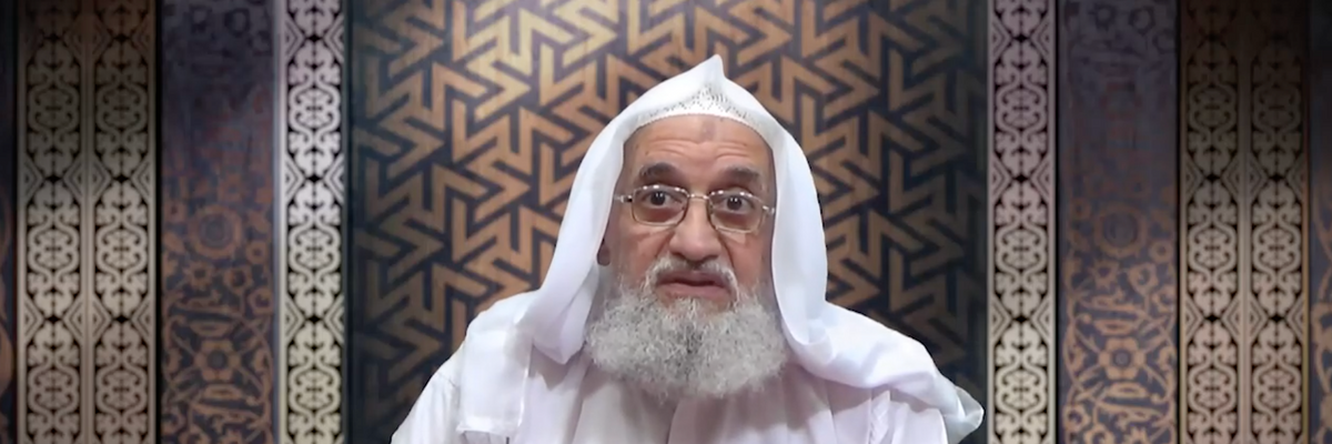 I misteri sul video di Al Zawahiri