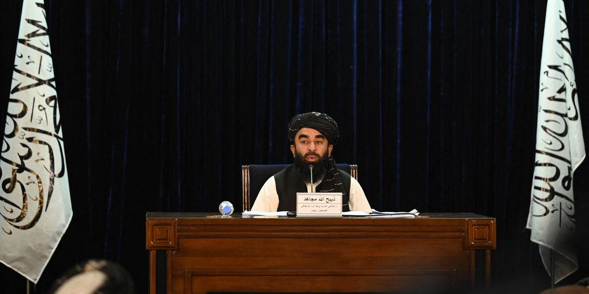 governo talebano