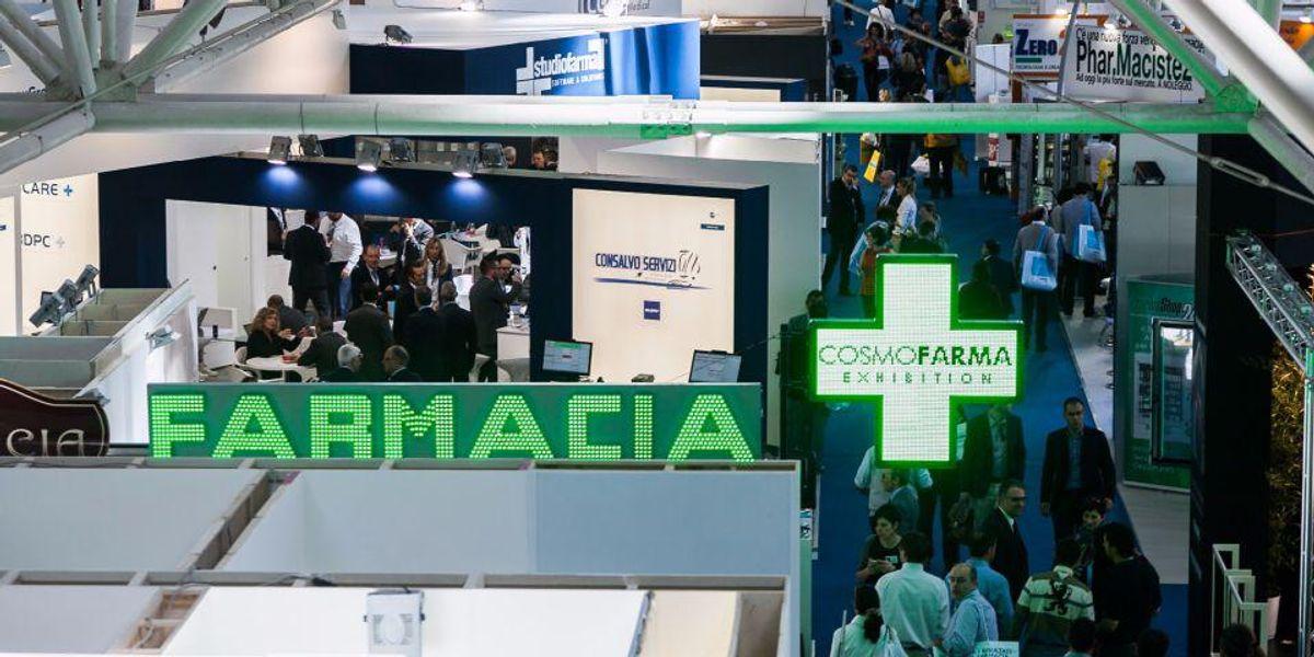 """Cosmofarma ReAzione:i """"valori"""" al centro della manifestazione di riferimento per il settore della Farmacia"""