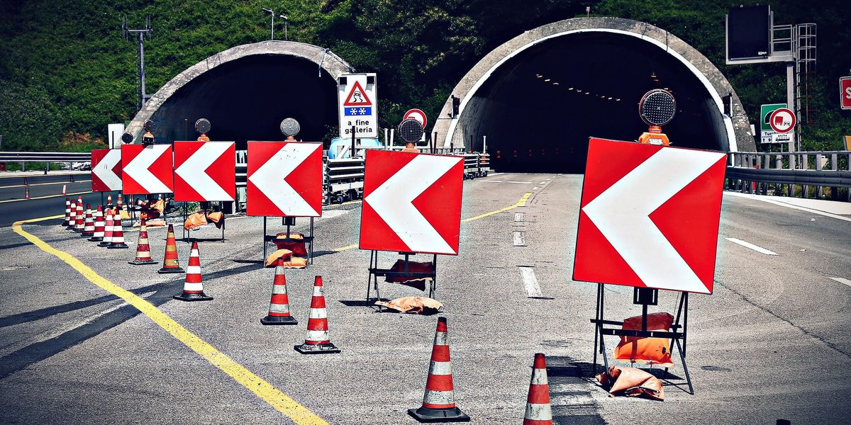 cantiere autostrade