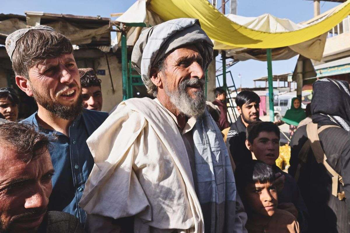 Afghanistan mondo