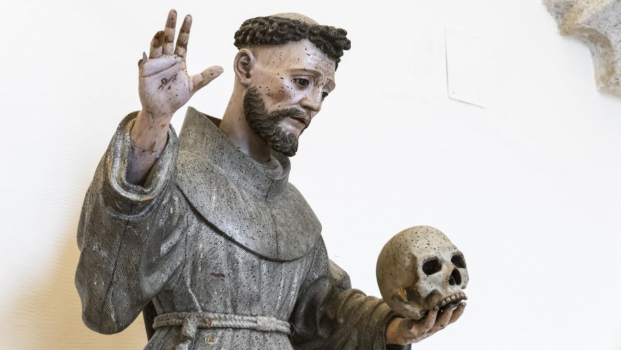 San Francesco: il ribelle reazionario