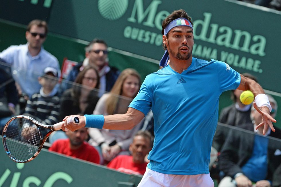 Tennis, Coppa Davis: dopo 16 anni l'Italia in semifinale