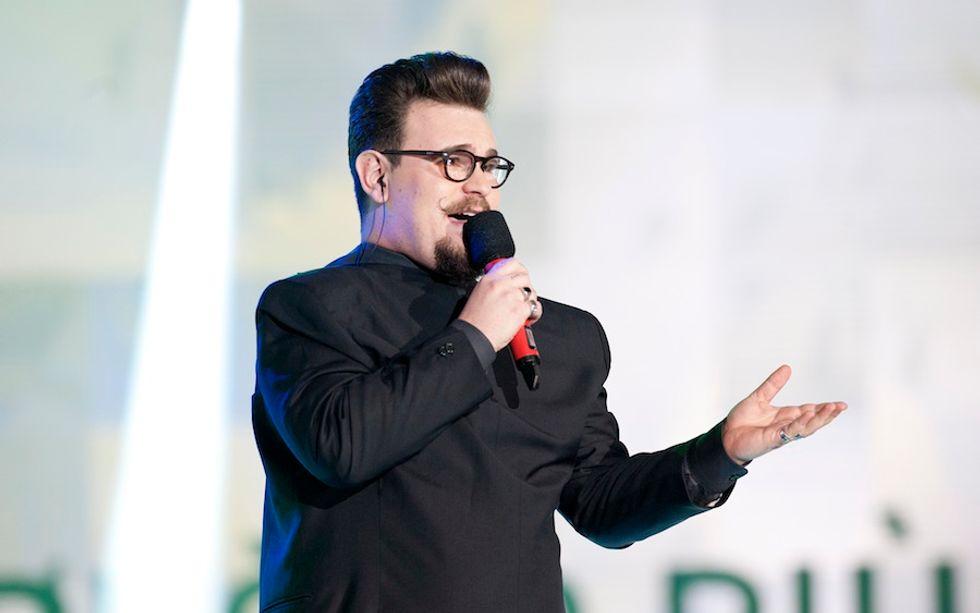 """Fabio Santini: """"X Factor 7? Tifo per Gaia ma vincerà Michele"""""""