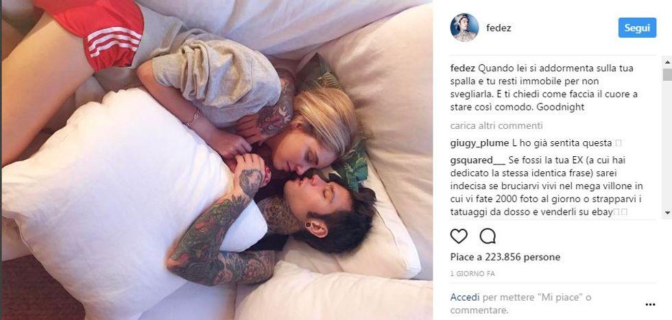Fedez e Chiara Ferragni