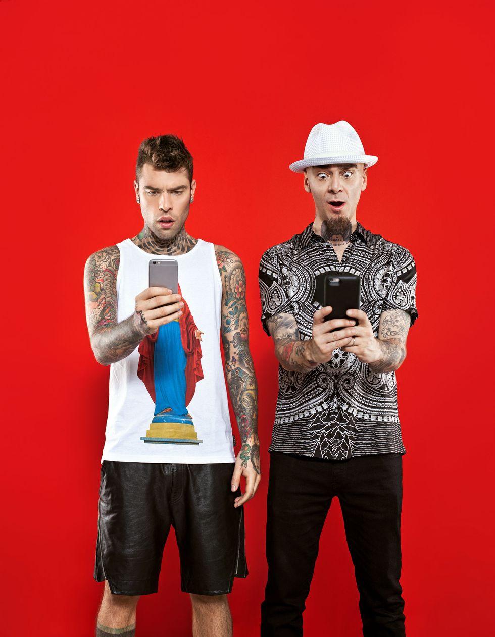 J-Ax & Fedez: noi, lo smartphone, la vita e la musica - Intervista