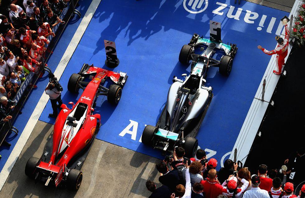 Ferrari contro Mercedes: un duello già deciso?