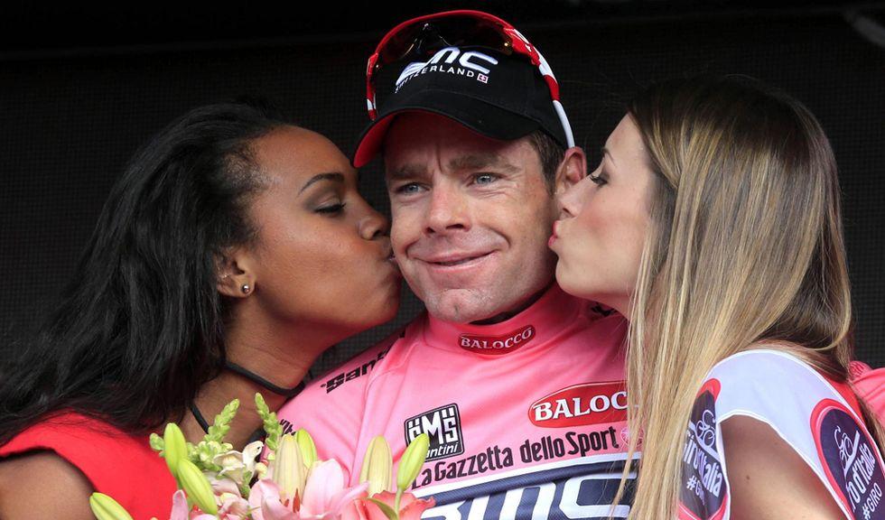 Giro: Evans ancora in rosa, oggi riposo
