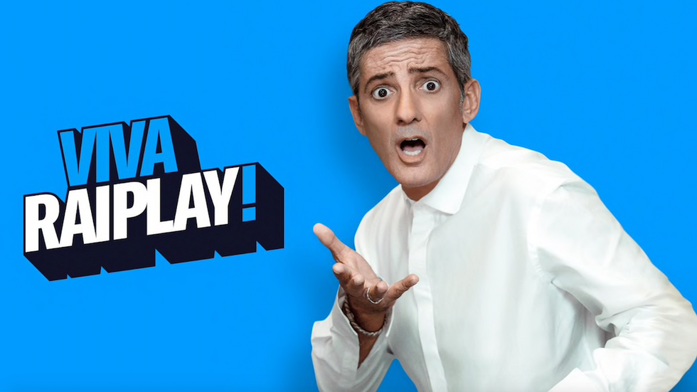 Fiorello Viva RaiPlay