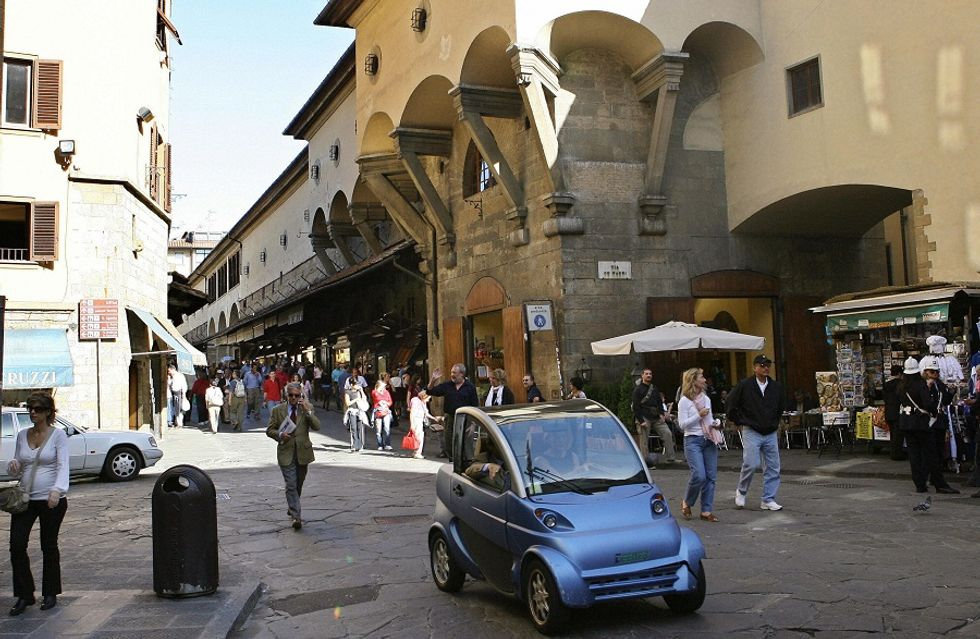 The 10th edition of the Florence Biennale is about to start