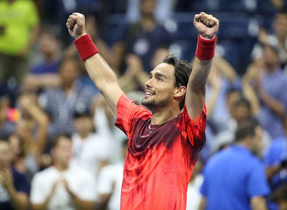 Impresa Fognini agli Us Open: eliminato Nadal (con rimonta)