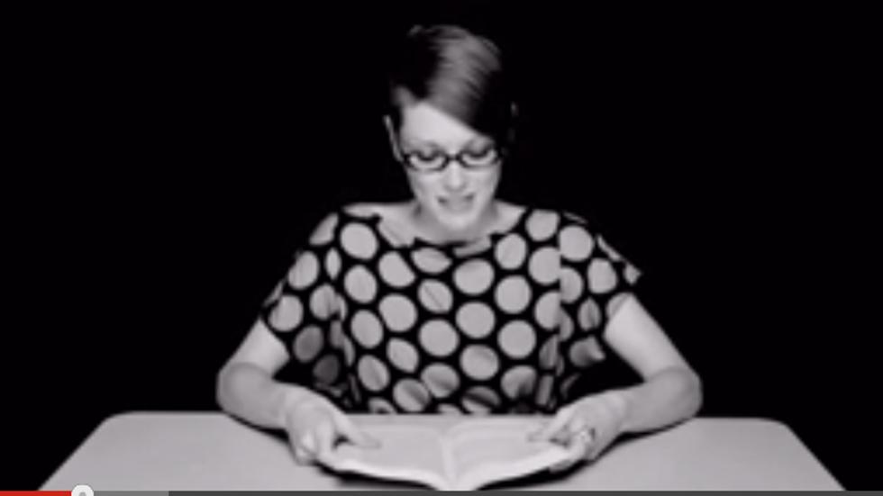 Hysterical Literature, la serie Web dedicata al piacere femminile