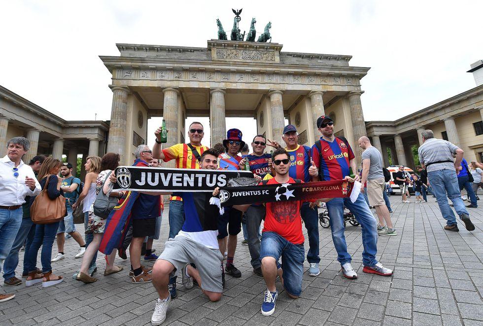 Berlino andata e ritorno: cronaca (alternativa) della finale