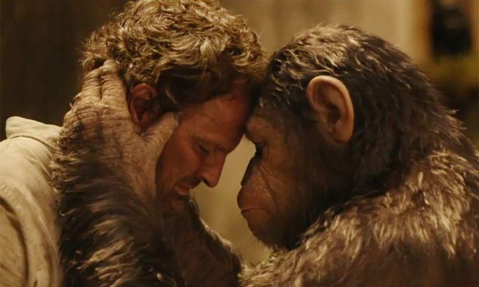 Apes Revolution - Il pianeta delle scimmie, sequel firmato Matt Reeves - Trailer italiano