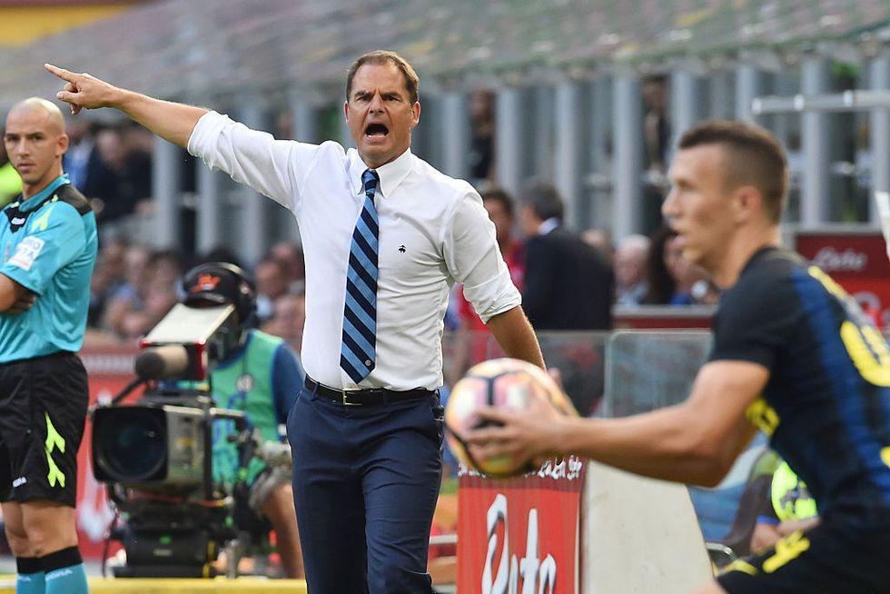 Inter Bologna De Boer sostituzione Kondogbia