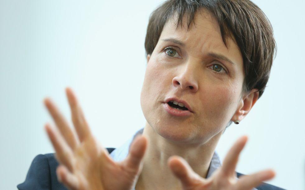 Germania, Frauke Petry, leader di AFD