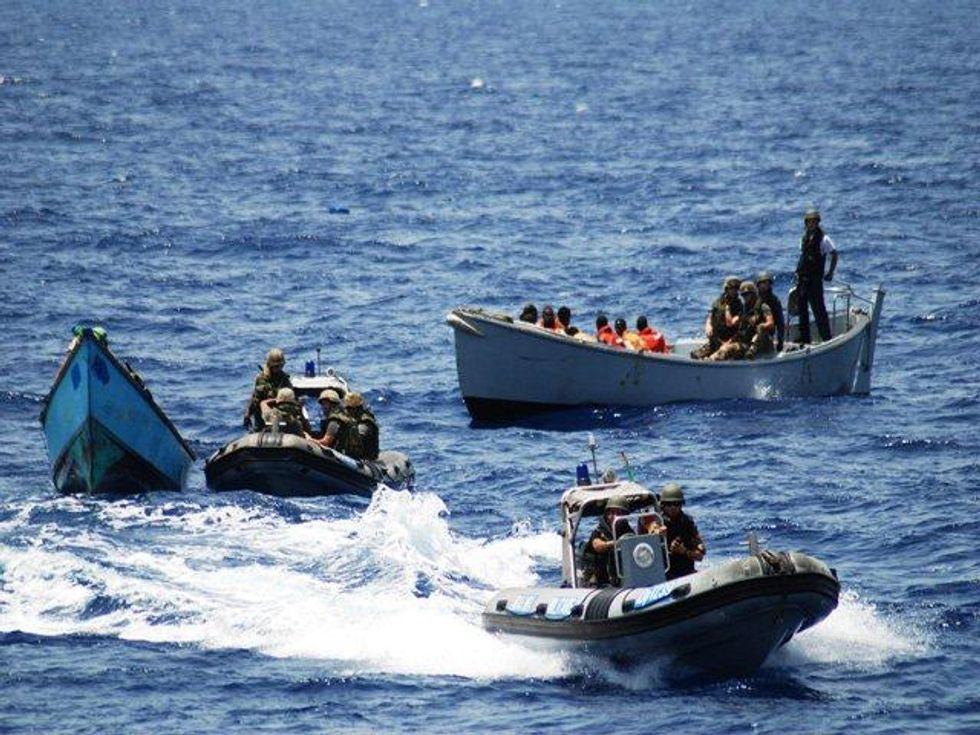 Pirati somali in ribasso