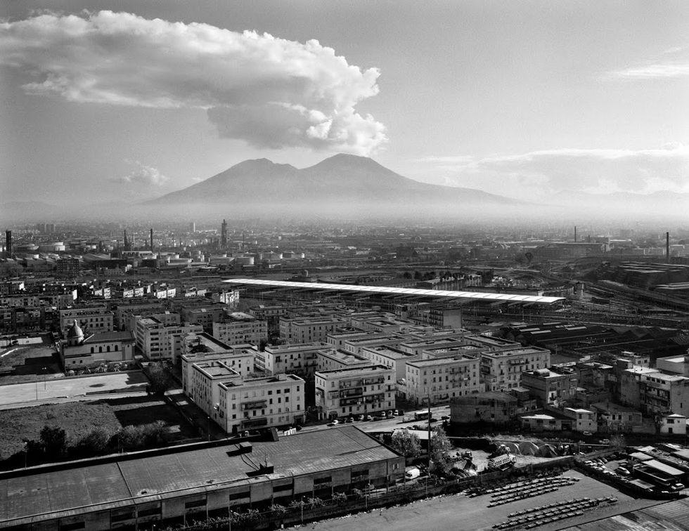 Gabriele Basilico, Napoli, 2004