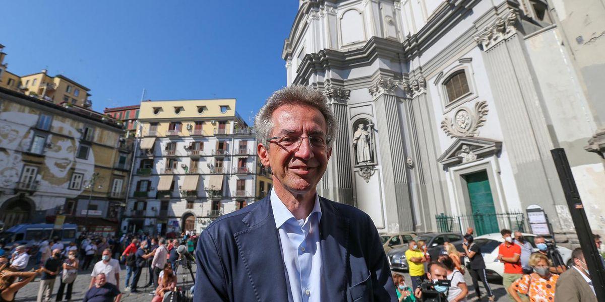 Gaetano Manfredi ex rettore Università Federico II Napoli