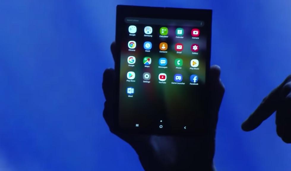 galaxy f Samsung smartphone telefonino