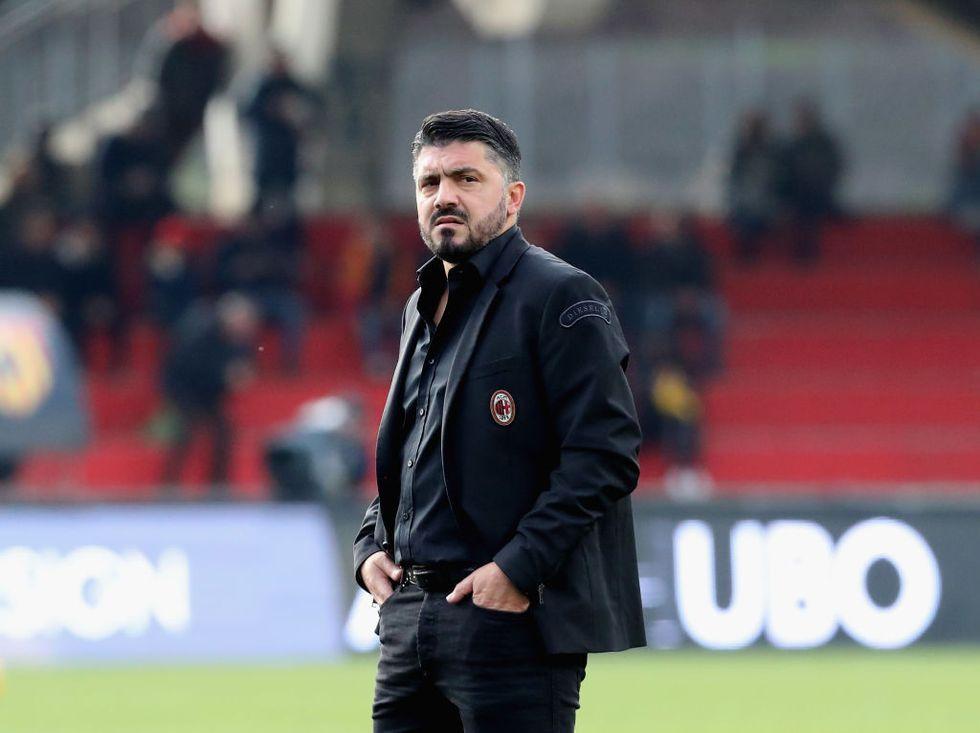 Gennaro Gattuso allenatore Milan