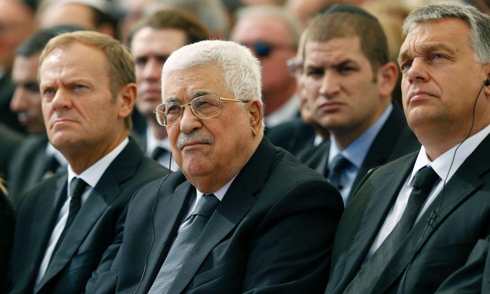 Funerali di Shimon Peres