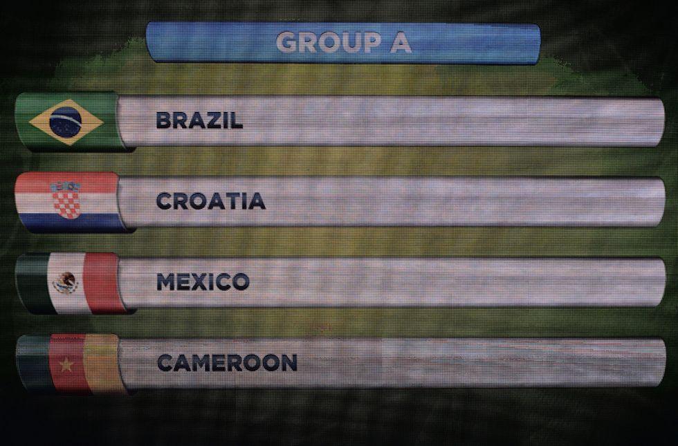 L'analisi delle avversarie nel girone dell'Italia