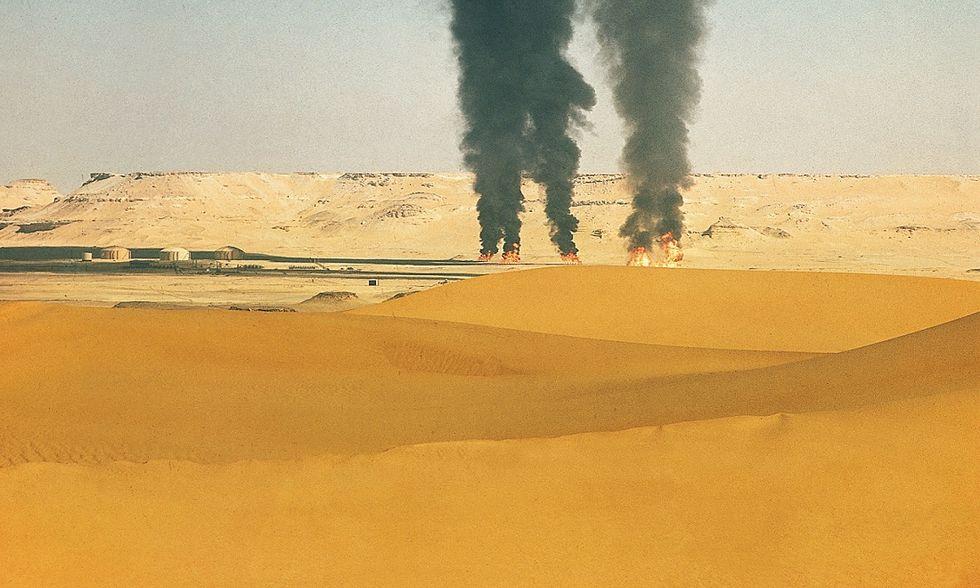 Italia-Libia e il business dell'energia