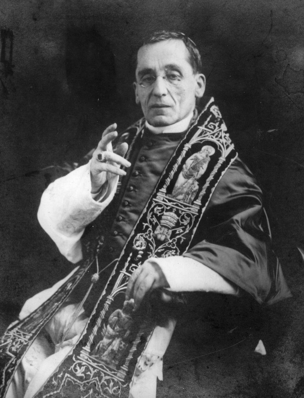 """Benedetto XV, il """"papa della Grande Guerra"""""""