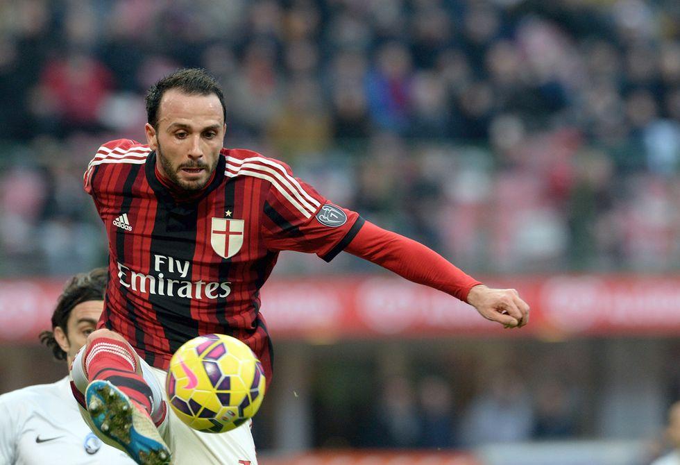 Pazzini non vuole lasciare il Milan, però...