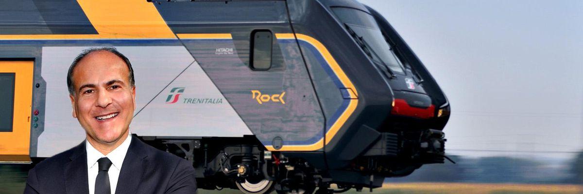 trenitalia treno regionale rock gianfranco battisti