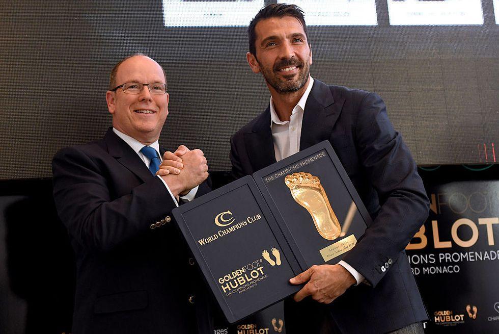 Golden Foot Award - Buffon