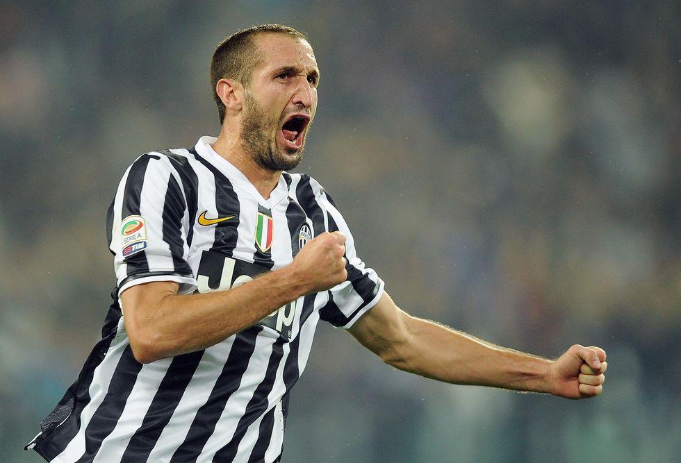 Juventus, Chiellini salta la finale di Champions League