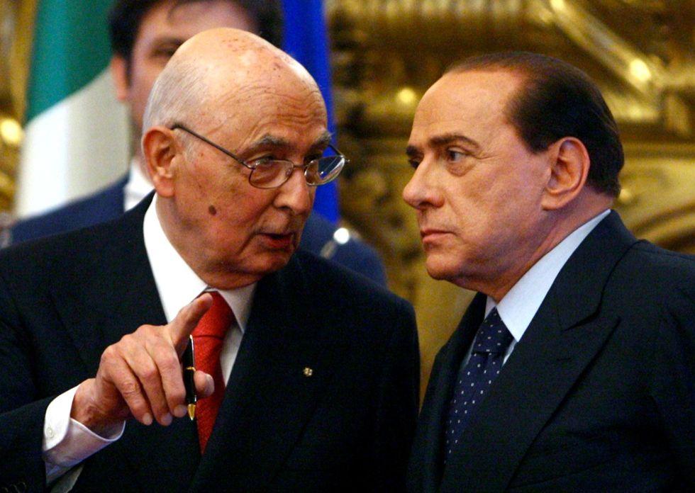 Berlusconi: il nuovo Presidente non sia di sinistra